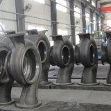 Soem großes Stahlsand-Gussteil-Pumpen-Teil durch Resinsand-Gussteil