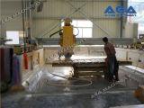 Graniet/de Marmeren Zaag van de Brug voor de Scherpe TegenBovenkanten van de Steen (HQ400/600)