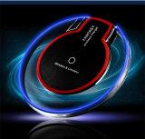 Cargador de teléfono inalámbrico mayorista Qi Wireless cargador para teléfono móvil