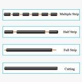 Alto taglio automatico del cavo elettrico di Ouput Dg-220s e strumentazione di spogliatura