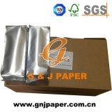 La upp110s el papel térmico empacado con 10 rollos por caja de cartón