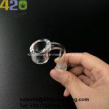 Spitzenquarz-Knallkörper für männliche Verbindung des Ölplattform-Wasser-Rohr-Quarz-Nagel-14mm/18mm