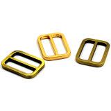 袋のための熱い販売の金属亜鉛合金の中心棒スライダのバックルは分けるベルトの留め金の靴革の商品のアクセサリ(YK902)を