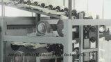 Guanto di gomma del lattice del macchinario dei guanti che tuffa riga