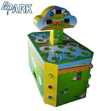 2 Players Kids Foams Hammer Hitting Coin Operated Game Machine