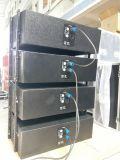 """1200W de 12"""" dupla VT4888 Sistema de som Pro altifalante de coluna linear de altifalantes de áudio profissional DJ"""