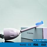 Indicador azul Sonic las cerdas del cepillo dental eléctrico jefes Sonicare hx7001 apta para el E-Series con la tapa