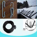 Le toit de dégivrage imperméable à l'eau de câble dégivrent le câble