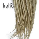 卸し売り総合的な毛の倍によって終了されるBackcombed 50cmの毛は恐れる