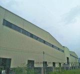 容易鋼鉄倉庫および研修会のための門脈フレームの通路をインストールしなさい