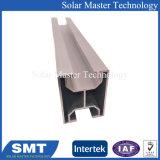 Perfil de extrusión de aluminio para el sistema de Energía Solar