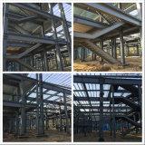 Полуфабрикат гальванизированное промышленное коммерчески и селитебное стальное здание