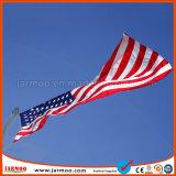 유행 무역 박람회 주문 비행 깃발을 선전하십시오