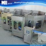 Espumoso de agua aireada automática Máquina Tapadora de llenado de bebidas