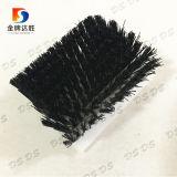 Schwarzes Nylon gebildeter Pinsel für scheuernreinigungs-Reinigung