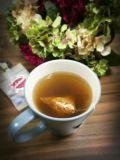 شجر يوسفيّ قشرة شاي [هلتي] نكهة شاي يشمّ شاي تايوان زنجبيل شاي