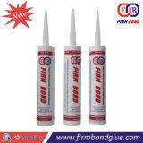 El alto grado de anhídrido sellante de silicona con blanco/ negro/borrar/Color gris