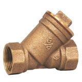 Bronzemessingfilter-Ventil