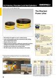 Enerpac Clp-Series panqueca de ação única porca de bloqueio dos cilindros (CLP-2002 CLP-5002) 700bar