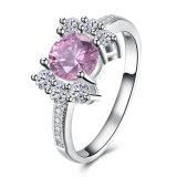 La mujer joyas Hotsale Popular para la Niña de regalo de promoción de los anillos de joyería