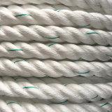卸し売りDia. 50mm 3つの繊維のポリプロピレンPPロープ