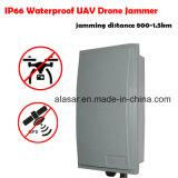 Minigehäuse-wasserdichter eingebauter Antenneuav-Drohne-Hemmer
