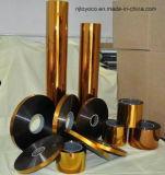 La Película de poliamida de oro para uso eléctrico