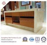 Самомоднейшая мебель ванной комнаты с деревянным шкафом тщеты (YB-YS-1)