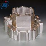 Précision en aluminium de haute qualité des pièces d'usinage CNC pour dissipateur de chaleur