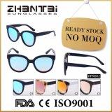 Nenhuns óculos de sol novos do espelho da forma de MOQ para as mulheres (HFF0012)