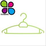 Dünne pp.-Material-nicht Beleg-Gleichheit-Kleid-Plastikaufhängung