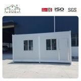 판매를 위한 가벼운 강철 조립식 가정 콘테이너 집