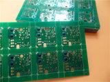 Máscara de abertura fácil PWB placa PCB verde Fabricado na China