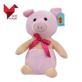 창조적인 가정 사랑스러운 견면 벨벳 큰 돼지에 의하여 채워지는 선물