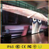 HD dell'interno che fa pubblicità allo schermo della video visualizzazione LED