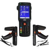 인조 인간 WiFi GPRS Bluetooth 소형 UHF RFID 카드 판독기