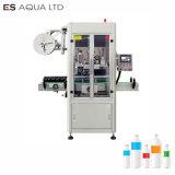 Automatisch drink de Fles van het Water krimpen de Machine van de Installatie van de Etikettering van de Druk van de Koker