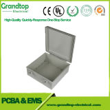 Дизайн интерьера из алюминия на заводе продукции металлической оболочки