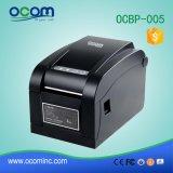 Bester Preis Ocbp-005 USBschließt Serien-LAN thermischen Kennsatz-Barcode-Drucker an den Port an