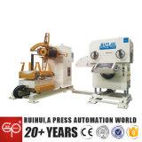 Я сделаны в фидерах Nc Straightner высокого качества Китая и Decoilers (MAC2-400)