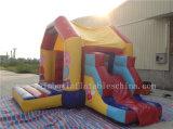 Venta caliente cerdo inflable lindo tema bouncer para niños