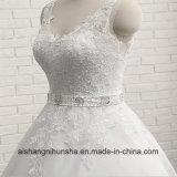 Застежка -молния Applique lhbim линия прелестно платье венчания шнурка кнопки