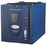 릴레이 디지털 가득 차있는 자동적인 유형 전압 조정기 24V