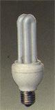 Las lámparas de ahorro de energía eficiente(2U).