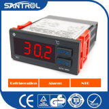 Het elektronische Controlemechanisme van de Temperatuur van de Tijdopnemer Digitale