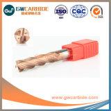 CNC de alta calidad de Herramientas de corte de carburo sólido HRC55