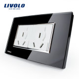 Buon Pin tre di Livolo noi zoccolo di parete multifunzionale standard (VL-C3C2B-81/82)