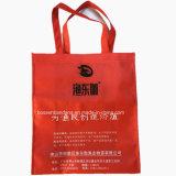 L'usine OEM de produire un logo personnalisé Non-Woven bleu sac fourre-tout d'impression