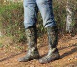 Gaines de pluie en caoutchouc de chasse de Camo, gaines en caoutchouc de Camo, gaine de chasse