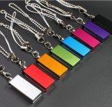 Beauté Rectangle métal lecteur Flash USB